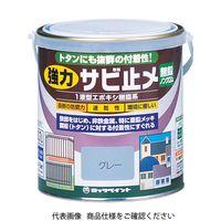 ロックペイント 強力サビドメ グレー 1.6L H61-1631 6S 1缶 384-4404 (直送品)