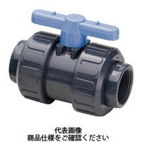 旭有機材工業 アサヒAV ウォーターBV PVC/EPDM ネジ込み25A VWBUENJ025 1個 375-3042 (直送品)