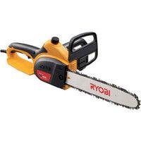 リョービ(RYOBI) 電気チェンソー 300mm CS-3005 1台 379-8968 (直送品)