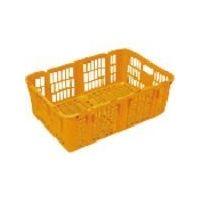 岐阜プラスチック工業 リス プラスケットNo.950本体 オレンジ NO.950 1個 376ー2271 (直送品)