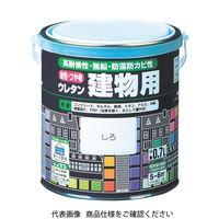 ロックペイント 油性ウレタン建物用 あか 1.6L H06-1613 6S 1缶 384-4340 (直送品)