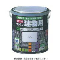 ロックペイント 油性ウレタン建物用 くろ 1.6L H06-1611 6S 1缶 384-4323 (直送品)
