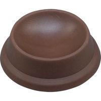 光 光 キャストップ 30MM双輪キャスター用 茶 4P KGH52 1セット(4個:4個入×1パック) 387ー4231 (直送品)