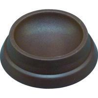 光 光 キャストップ 40MM双輪キャスター用 茶 4P KGH65 1セット(4個:4個入×1パック) 387ー4257 (直送品)