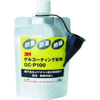 スリーエム ジャパン 3M 防食・防湿・絶縁用ゲルコーティング材料 100g GCP100 1個 391ー8343 (直送品)