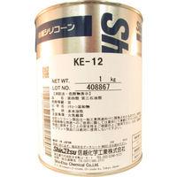 信越化学工業 シリコーン二液型RTVゴム 1kg KE-12 1個 389-1968 (直送品)