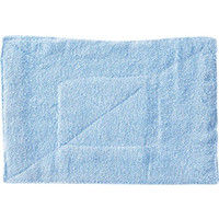 山崎産業(YAMAZAKI) (雑巾)カラー雑巾 青 C292-000X-MB-BL 1袋(10枚) 393-4951 (直送品)