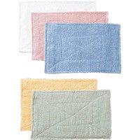山崎産業(YAMAZAKI) (雑巾)カラー雑巾 緑 (10枚入) C292-000X-MB-G 1袋(10枚) 393-7020 (直送品)