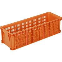 岐阜プラスチック工業 リス MB型リステナーMBー52 メッシュオレンジ MB52 1個 376ー2181 (直送品)