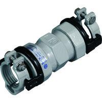 川西水道機器 SKカワニシ ポリエチレン管用継手 SKXソケットP13 SKXSP13 1個 380ー0385 (直送品)