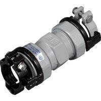 川西水道機器 SKカワニシ ポリエチレン管×鋼管用異種管継手SKXソケット SKXSP13X16 1個 380ー0393 (直送品)
