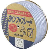 三洋化成 サンヨー SKソフトブレードホース12×18 50mドラム巻 SB-1218D50B 1巻 158-2453 (直送品)