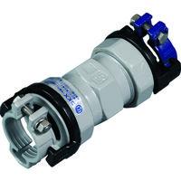 川西水道機器 SKカワニシ ポリエチレン管×塩ビ管用異種管継手SKXソケット SKXSP50XV50 1個 380ー0601 (直送品)