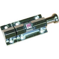清水 SOL 自動ラッチ35mmクローム 1000S35 1個 380ー1578 (直送品)