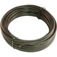 正和電工 同軸ケーブル 3C-2V 10m 3C10 1本 375-3301 (直送品)