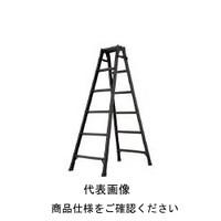 Hasegawa(長谷川工業) ハセガワ アルミ製はしご兼用脚立 クロコ 5段 (5尺 140cm) CRO3.015 1台 392-9795 (直送品)