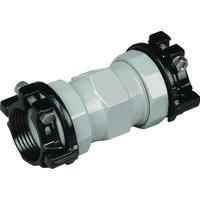川西水道機器 SKカワニシ 鋼管用継手 SKXソケット50 SKXS50 1個 380ー0369 (直送品)