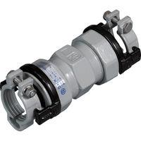 川西水道機器 SKカワニシ ポリエチレン管用継手 SKXソケットP10 SKXSP10 1個 380ー0377 (直送品)