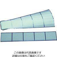 中川ケミカル バンガード 蓄光フィルム エルナイト LNIGHT 1枚 394ー7653 (直送品)