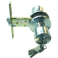 大黒製作所 AGENT 細框ドア対応取替錠 ディンプルシリンダータイプ GMD-3100 GMD-3100 1セット 380-2990 (直送品)
