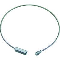 水本機械製作所 水本 ステンレス ワイヤーキャッチ 全長150mm B1931 1本 378ー9071 (直送品)