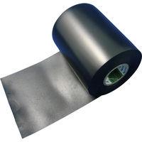 日東電工 日東 防食テープ No.51 0.4mm×100mm×10m 黒 51100 1巻 377ー6972 (直送品)