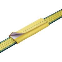 明大 ロックスリング ベルトスリング コーナーパッド(1本通し) C 35mm用 CP-1-C35 1枚 390-4822 (直送品)