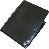 萩原工業 OSブラックシート 1.8mx1.8m OS1818B 1枚 377ー8681 (直送品)