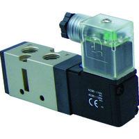 妙徳 CONVUM 5ポート電磁弁 100VDIN形ターミナル CSV2101DS 1個 354ー4303 (直送品)