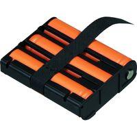 JVCケンウッド ケンウッド ニッケル水素バッテリーパック UPB5N 1個 381ー1549 (直送品)