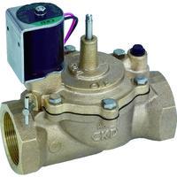 CKD(シーケーディー) 自動散水制御機器 電磁弁 RSV-20A-210K-P 1個 376-8775 (直送品)