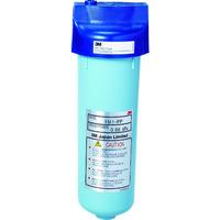 3M Purification 樹脂製フィルターハウジング 1M1-PP 10インチ用 47063-07 1台 362-9937 (直送品)