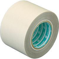 中興化成工業 中興化成 性能向上ふっ素樹脂粘着テープ ガラスクロス 0.24ー50×10 AGF10124X50  391ー4194 (直送品)