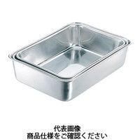 日本メタルワークス IKD 抗菌深型組バット9号 K02700000580 1枚 392ー8632 (直送品)