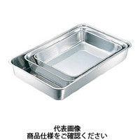 日本メタルワークス IKD 抗菌角バット手札型 K02700000490 1枚 392ー8543 (直送品)