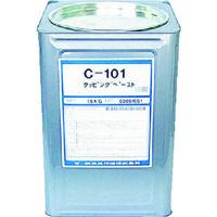 日本工作油 タッピングペースト Cー101(一般金属用)15kg C10115 1缶 390ー9972 (直送品)