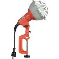 ハタヤリミテッド ハタヤ 防雨型作業灯 リフレクターランプ200W 100V電線0.3m バイス付 RG200 1台 370ー4203 (直送品)