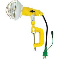 日動工業 投光器200Wアース付0.3M AT-E200 1台 368-5802 (直送品)