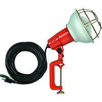 ハタヤリミテッド ハタヤ 防雨型作業灯 リフレクターランプ300W 100V接地付10m バイス付 RE310K  370ー4173 (直送品)