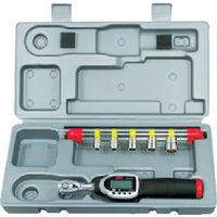 KYOTO TOOL(京都機械工具) ソケットレンチセット デジラチェモデル[6点組] 9.5SQ TB306WG2 1セット 373-8418 (直送品)
