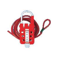 パンドウイットコーポレーション(PANDUIT) マルチロックアウトハスプ PSL-MLD 1個 360-4225 (直送品)