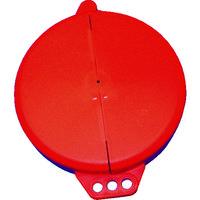 パンドウイットコーポレーション(PANDUIT) ゲートバルブロックアウト 赤 PSL-V6A 1個 360-4241 (直送品)