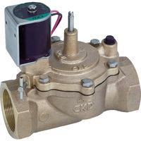 CKD(シーケーディー) 自動散水制御機器 電磁弁 RSV-25A-210K-P 1個 376-8783 (直送品)
