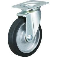 イノアック車輪 イノアック 牽引台車用キャスター 旋回金具付 Φ100 TR100AWJ 1個 384ー7454 (直送品)