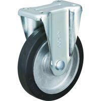イノアック車輪 イノアック 牽引台車用キャスター 固定金具付 Φ100 TR100AWK 1個 384ー7462 (直送品)