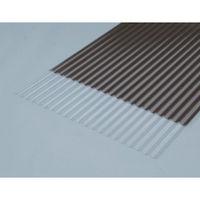 アイリスオーヤマ IRIS 軽量ポリカ波板6尺 NIPCー605クリア NIPC605CL 1枚 384ー5877 (直送品)