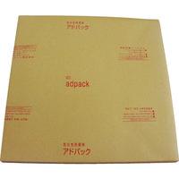 アドコート(ADCOAT) アドパック アドシート(鉄鋼用防錆紙)HS1-250 (200枚入) HS1-250 1袋(200枚) 375-0078 (直送品)
