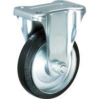 イノアック車輪 イノアック 中荷重用キャスター 固定金具付 Φ75 G75WK 1個 384ー7152 (直送品)