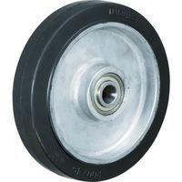 イノアック車輪 イノアック 牽引台車用キャスター 車輪のみ Φ100 TR100AW 1個 384ー7446 (直送品)