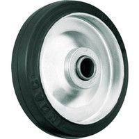 イノアック車輪 イノアック 中荷重用キャスター ゴム車輪のみ Φ150 G150W 1個 384ー7004 (直送品)